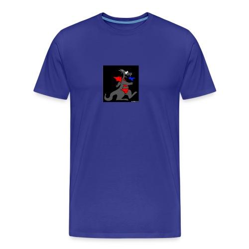 Dragon Black - Men's Premium T-Shirt