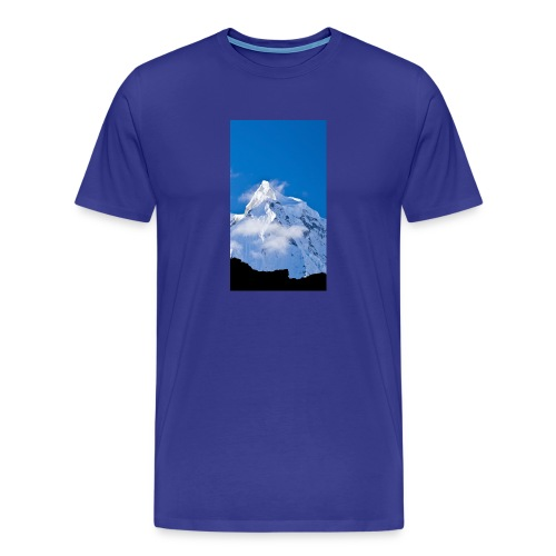Goutam patel - Men's Premium T-Shirt