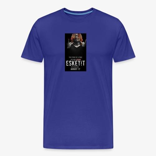 Lil Pump a God - Men's Premium T-Shirt