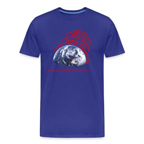 Help we are idiots - Men's Premium T-Shirt