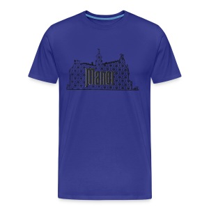 Mind Your Manors - Men's Premium T-Shirt