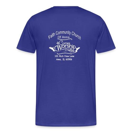 FCC - Men's Premium T-Shirt