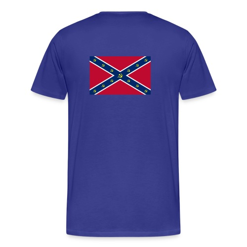 Confederate Communism - Men's Premium T-Shirt