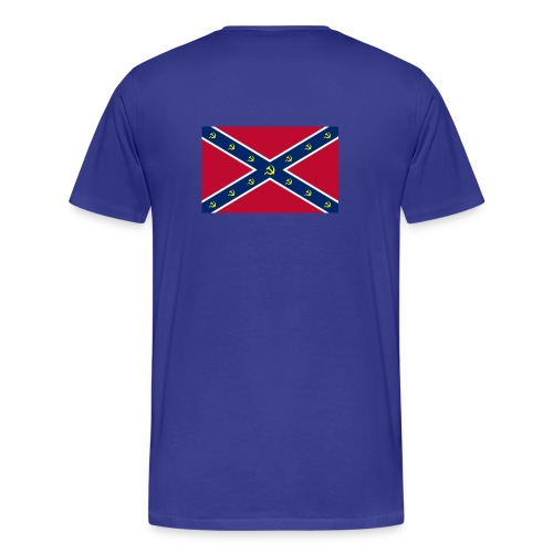 Confederate Communism - Men's Premium T-Shirt