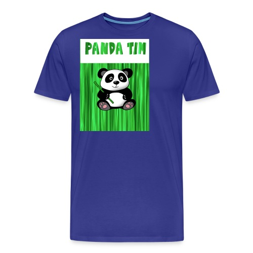 Panda Tim - Men's Premium T-Shirt