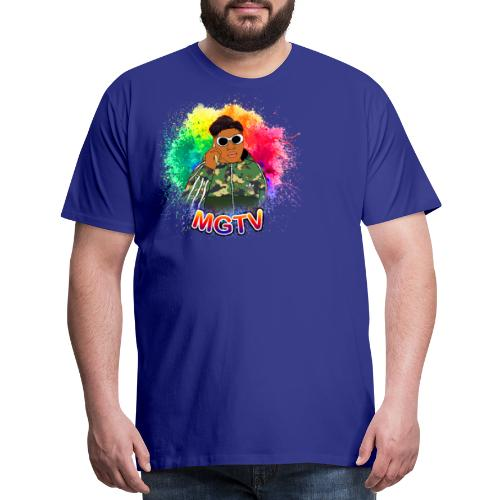 NEW MGTV Clout Shirts - Men's Premium T-Shirt