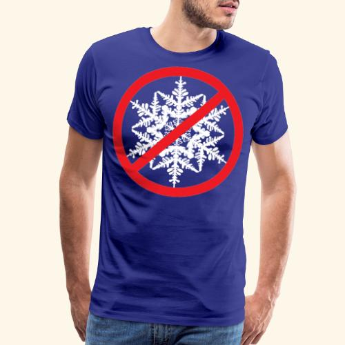 No Snowflakes! - Men's Premium T-Shirt