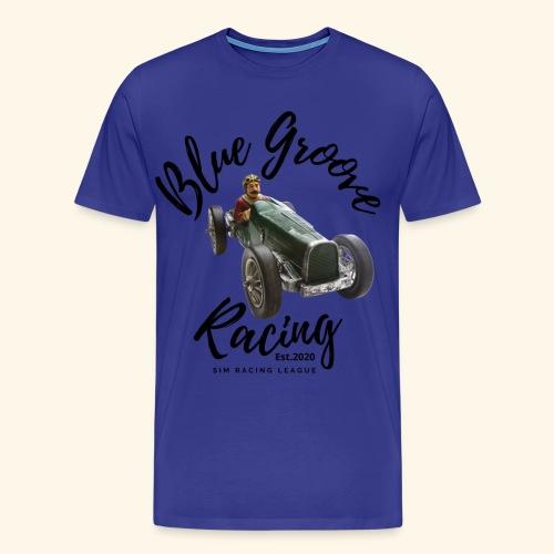 Blue Groove Racing Est 2020 - Men's Premium T-Shirt