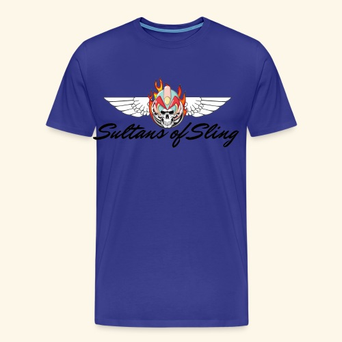 Sultans of Sling Shirt Logo - Men's Premium T-Shirt