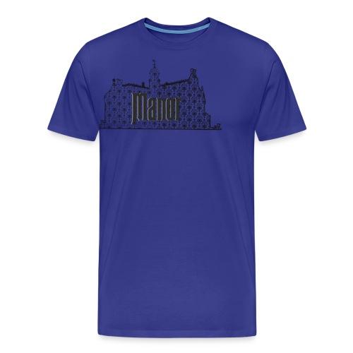 Mind Your Manors - Men's Premium T-Shirt