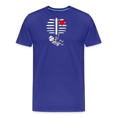 Halloween Pregnancy - Men's Premium T-Shirt