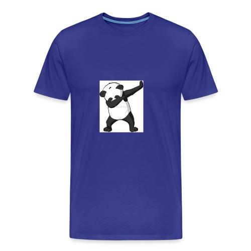 savage panda hoodie - Men's Premium T-Shirt