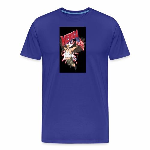 Merica - Men's Premium T-Shirt