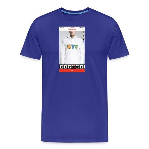 C7251822 7B0B 4B38 9EF3 3465DBCAA008 - Men's Premium T-Shirt