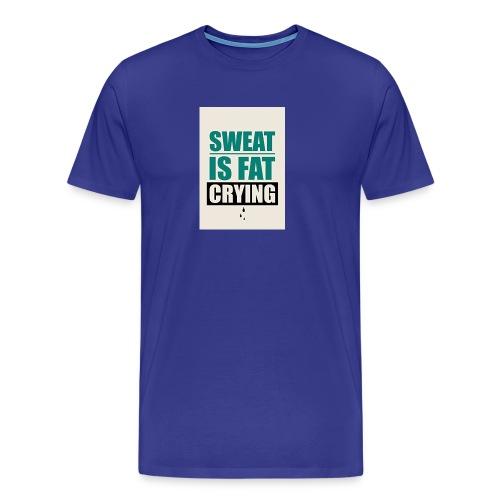 Gym Motivation 2017 Tank Top - Men's Premium T-Shirt