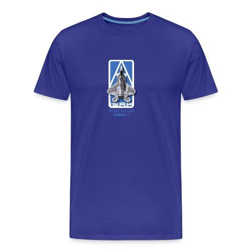The Usean Ace logo - Men's Premium T-Shirt
