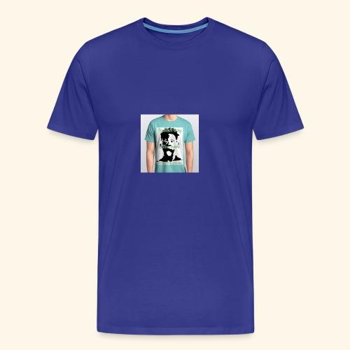 foolish boy come here - Men's Premium T-Shirt