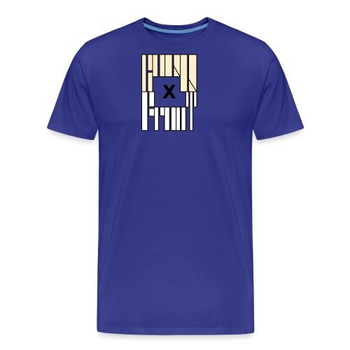 The Barcode - Men's Premium T-Shirt