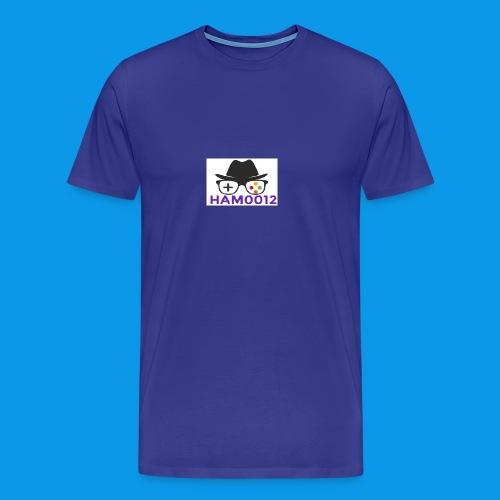HAMoo12 - Men's Premium T-Shirt