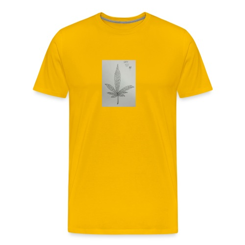 Happy 420 - Men's Premium T-Shirt