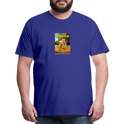 FB IMG 1612914422131 - Men's Premium T-Shirt