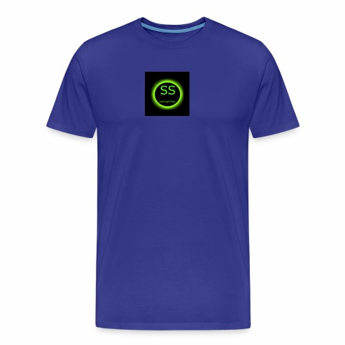 YT LOGO 1 - Men's Premium T-Shirt