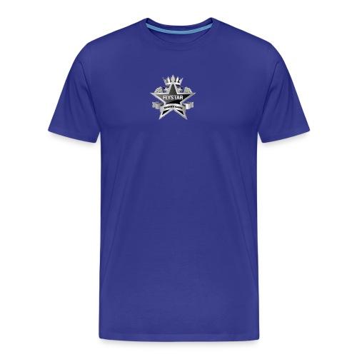 FlyStar Money Gang Logo - Men's Premium T-Shirt