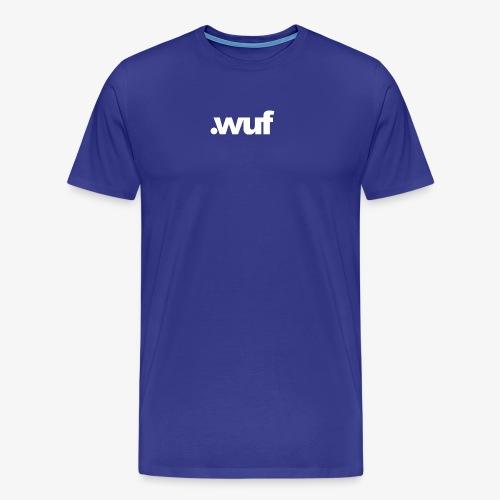 dot wuf - Men's Premium T-Shirt