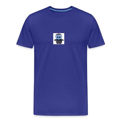 blue_hootie - Men's Premium T-Shirt