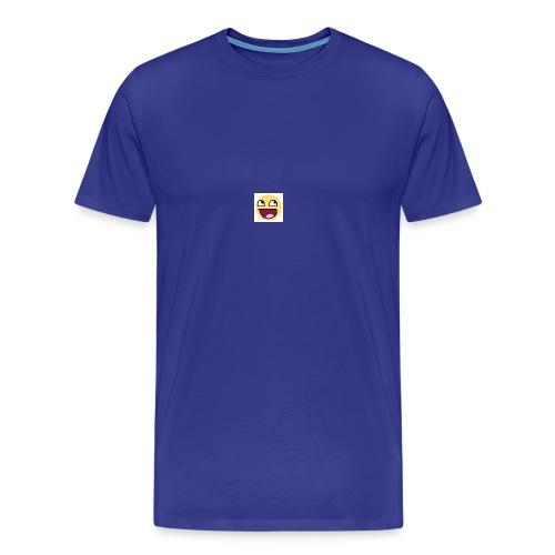 mr.smily - Men's Premium T-Shirt