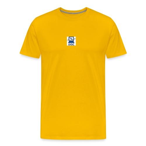 LogoColorTextBelow Email jpg - Men's Premium T-Shirt