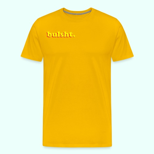 BulSht. Logo - Men's Premium T-Shirt
