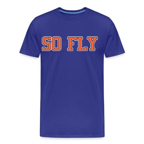 So Fly Classic - Men's Premium T-Shirt