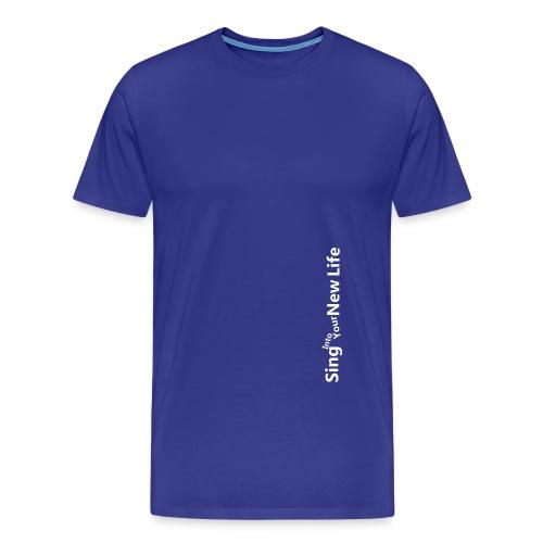 Sing Sharp - Men's Premium T-Shirt