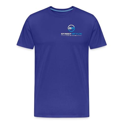 Street Stylin Car Detailing - Men's Premium T-Shirt