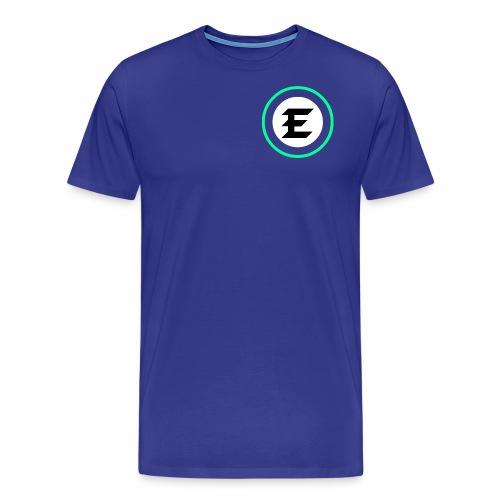 exrt green logo - Men's Premium T-Shirt