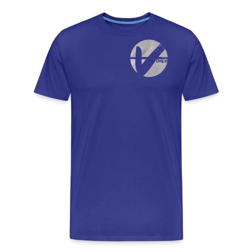 Grey Vorce gif - Men's Premium T-Shirt
