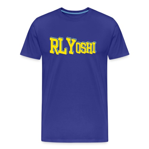 RLYoshi Title - Men's Premium T-Shirt