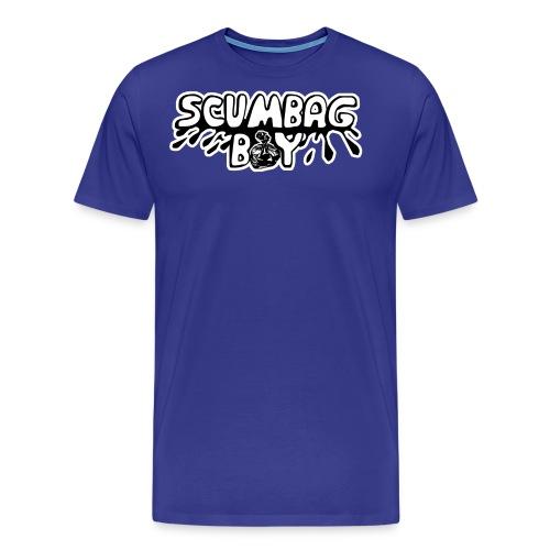 Scumbag Boy - Men's Premium T-Shirt