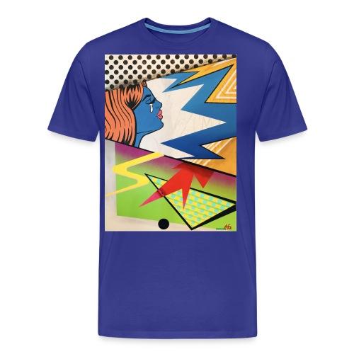 Retro POP - Men's Premium T-Shirt