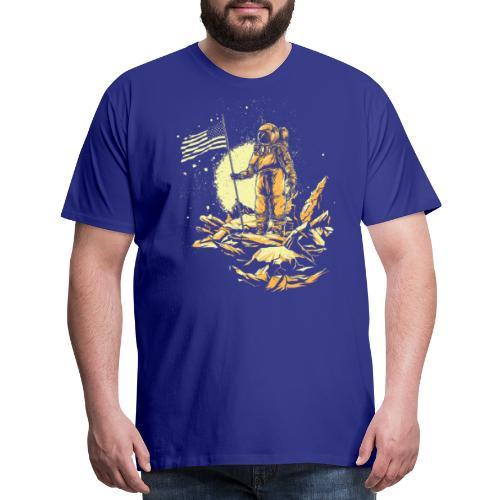 Astronaut fashion - Men's Premium T-Shirt