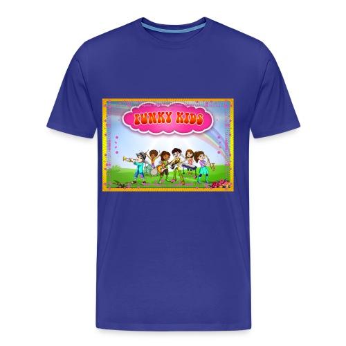 Funky Kids Garden - Men's Premium T-Shirt