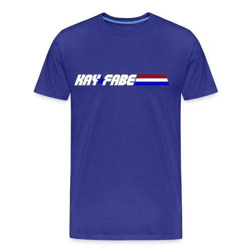 Kayfabe USA - Men's Premium T-Shirt