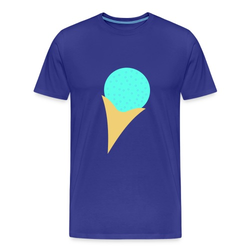 Bubble Gum Ice-Cream - Men's Premium T-Shirt