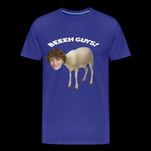 Beeeeeh Guys is MoutMout 2 - Men's Premium T-Shirt