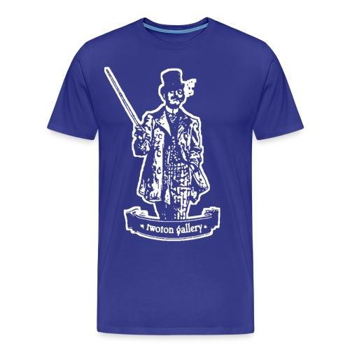 2tonfancyladforus - Men's Premium T-Shirt