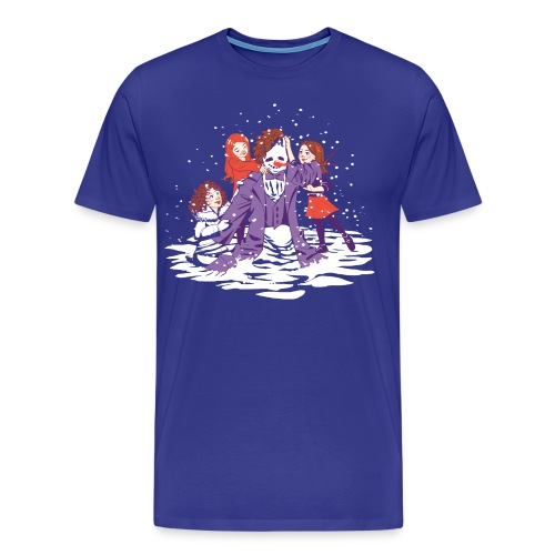 snowman take 2 - Men's Premium T-Shirt