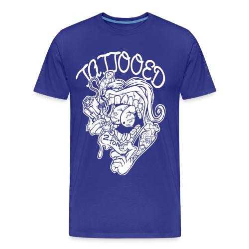 2tontattooedweirdo - Men's Premium T-Shirt