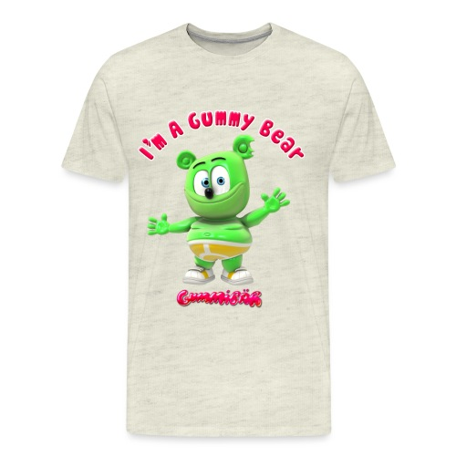 I'm A Gummy Bear - Men's Premium T-Shirt