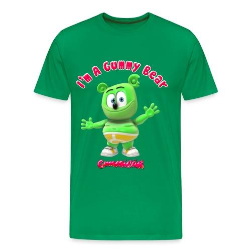 I'm A Gummy Bear - Men's Premium T-Shirt